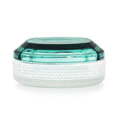 Large Brilliant Box in Turquoise by Normann Copenhagen - Made Modern - 1