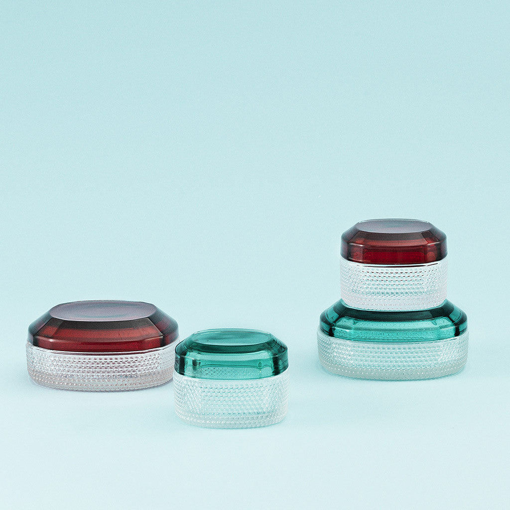 Small Brilliant Box in Turquoise by Normann Copenhagen - Made Modern - 4