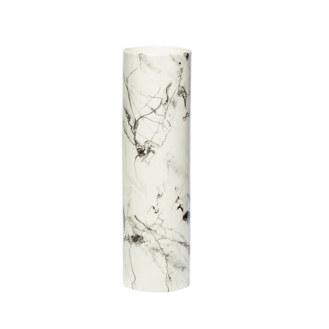 Marble Patterned Vase by Hubsch - Made Modern