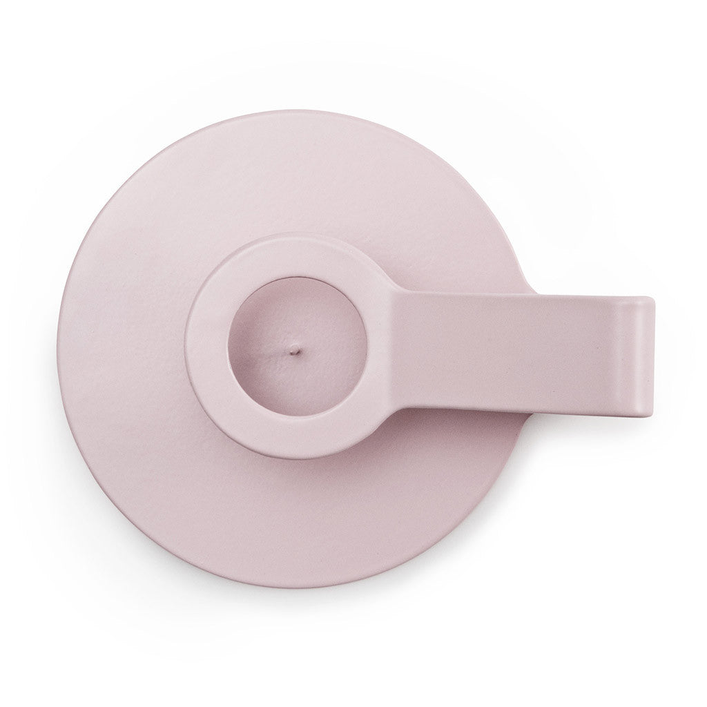 Nocto Candlestick in Rose by Normann Copenhagen - Made Modern - 3