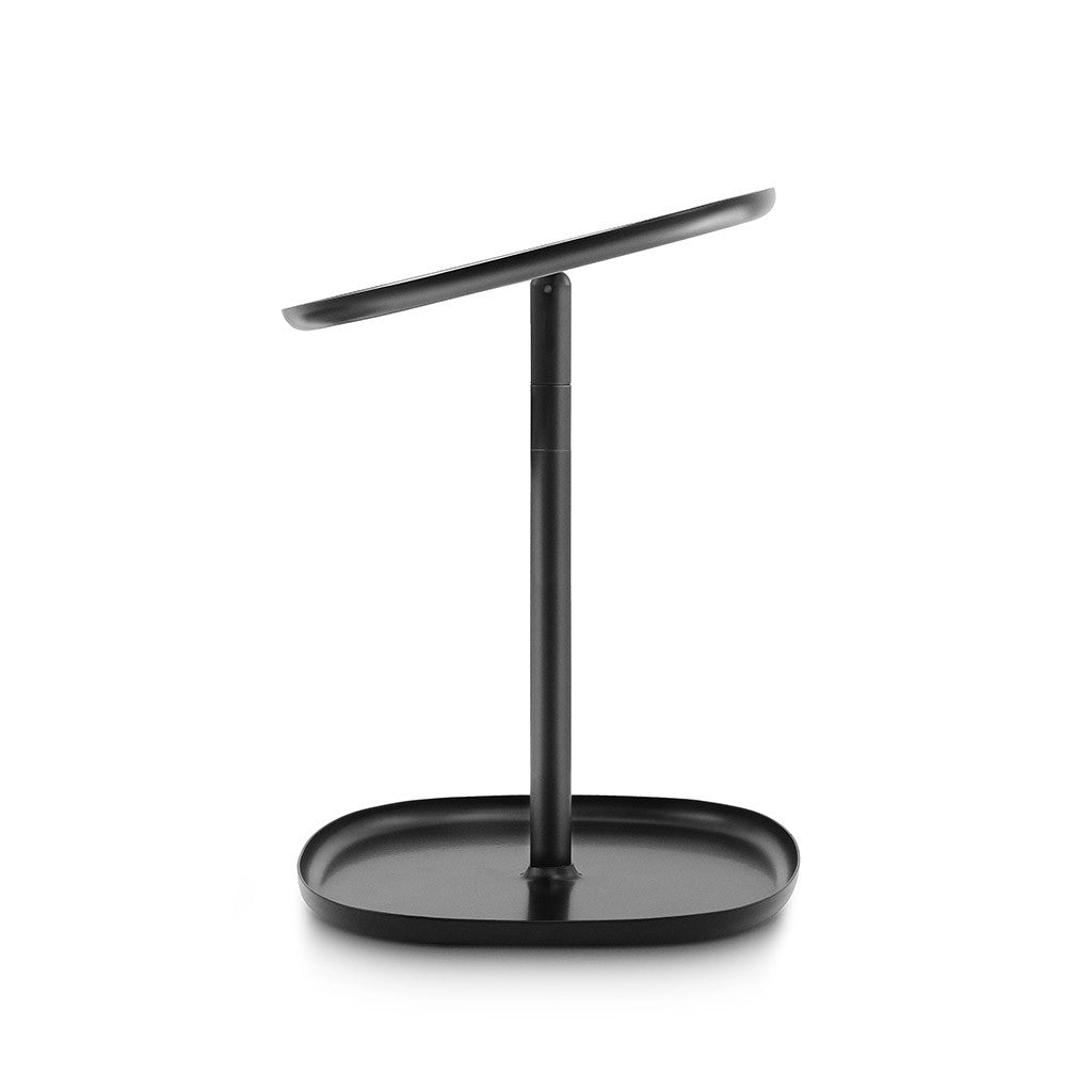 Flip Mirror in Black by Normann Copenhagen - Made Modern - 11