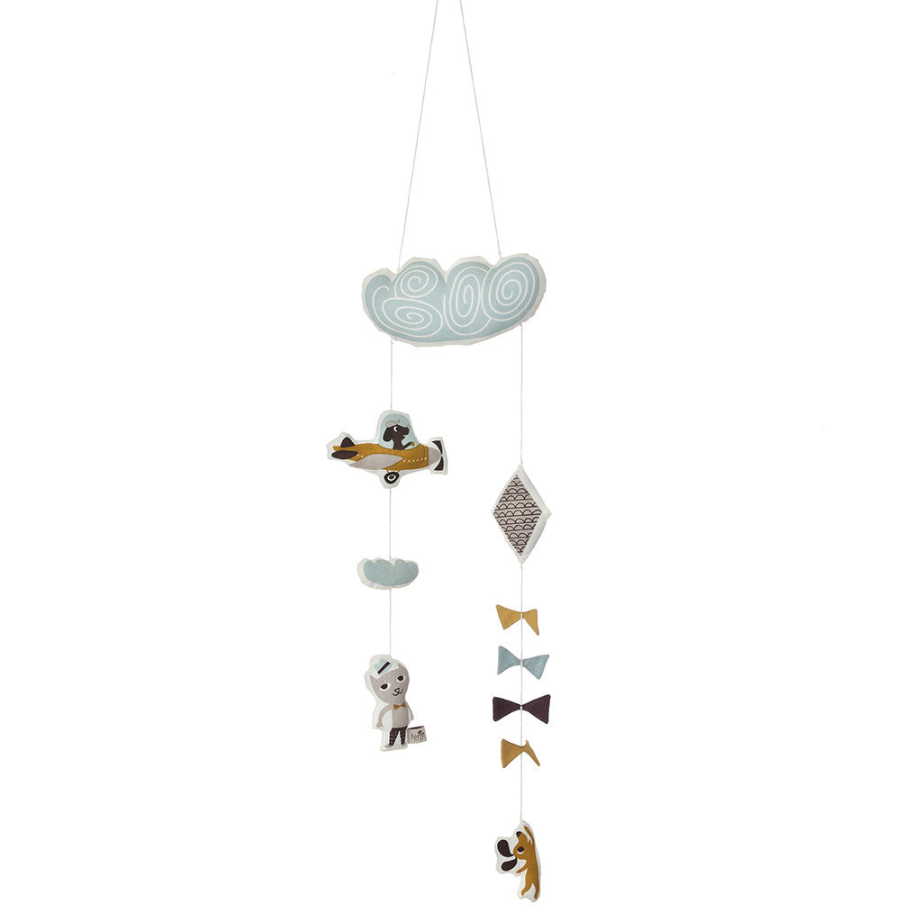 Kite Mobile by Ferm Living - Made Modern