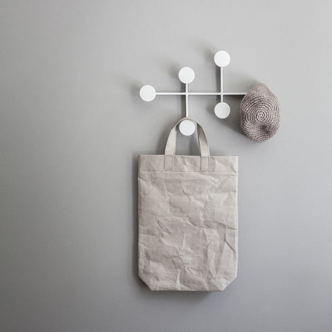 Afteroom Coat Hanger in White by Menu - Made Modern - 2