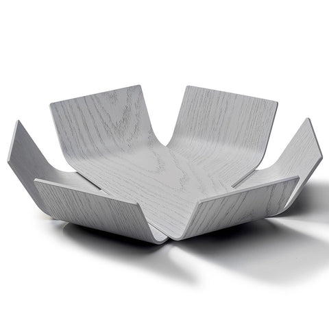 Medium White Lily Bowl by BEdesign - Made Modern - 3