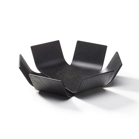Small Black Lily Bowl by BEdesign - Made Modern - 1