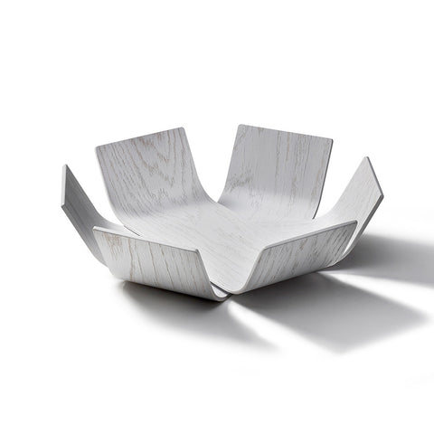 Small White Lily Bowl by BEdesign - Made Modern - 1
