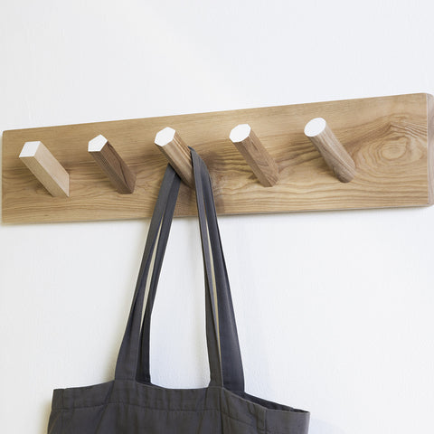 Geo Wall Mounted Coat Rack by ByALEX - Made Modern - 1