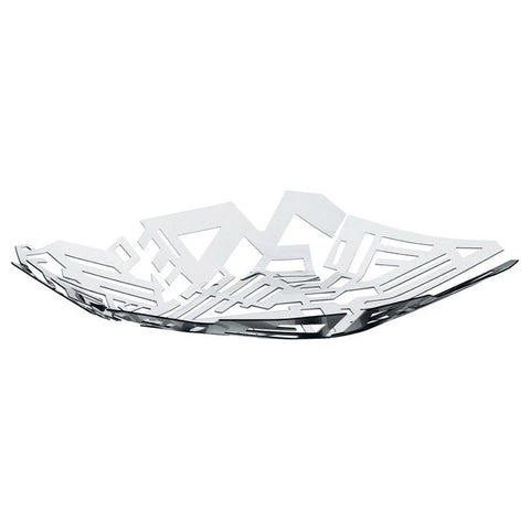 Hellraiser Fruit Holder in Stainless Steel by Alessi - Made Modern