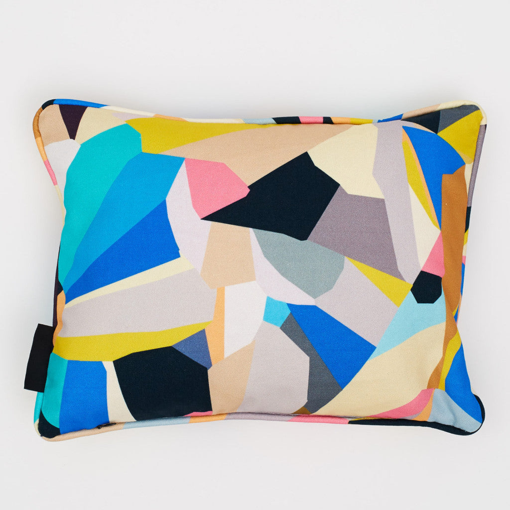 Ola Sundae Cushion by Kitty McCall - Made Modern