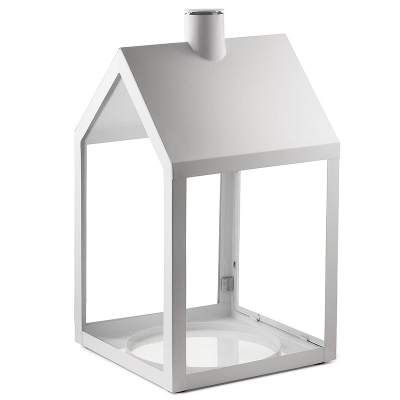 Lighthouse Lantern in White by Normann Copenhagen - Made Modern - 2