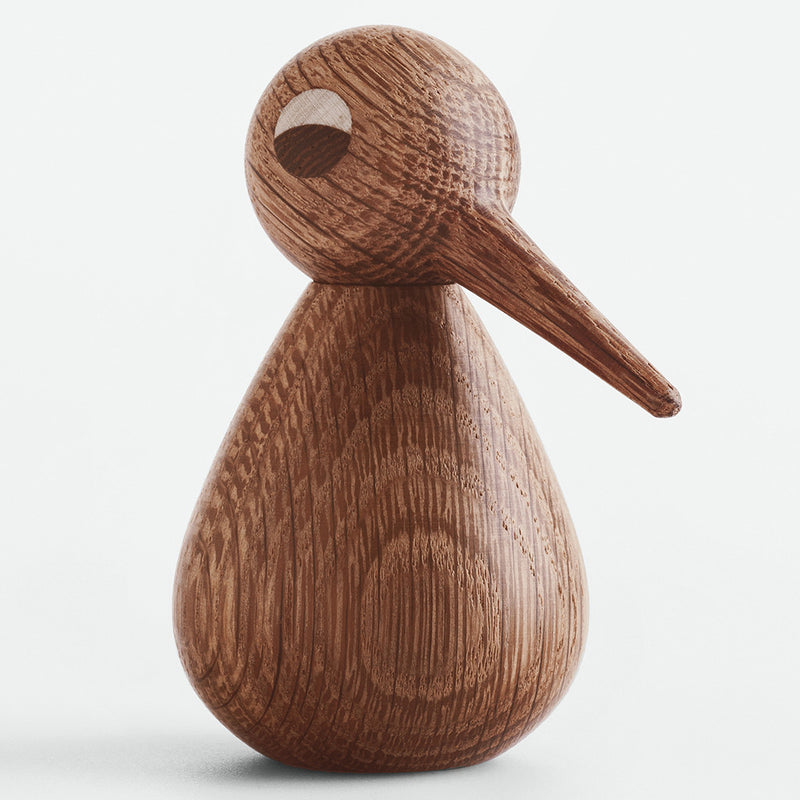 Small Bird in Smoked Oak by ArchitectMade - Made Modern - 1