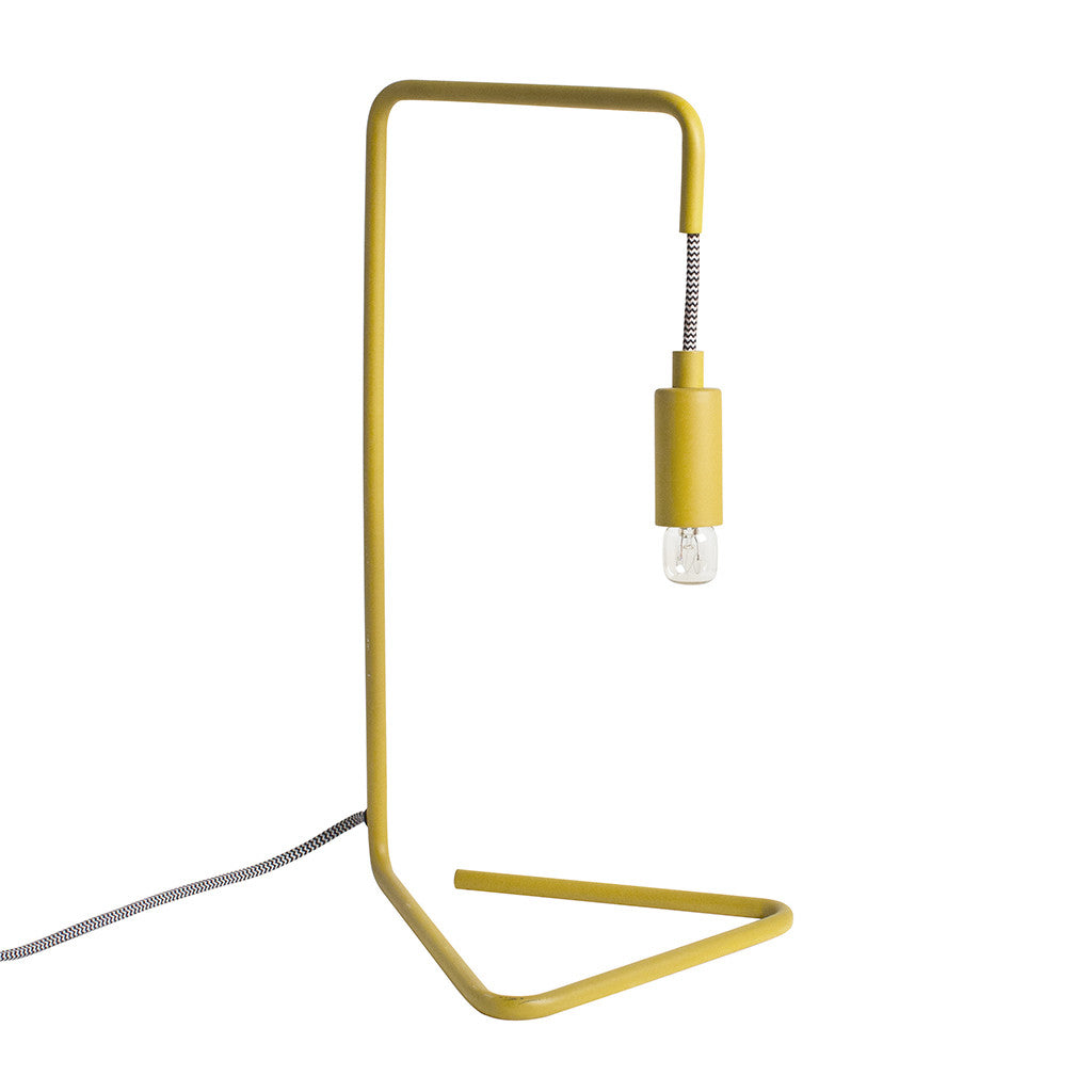 Table Light in Mustard by ComingB - Made Modern