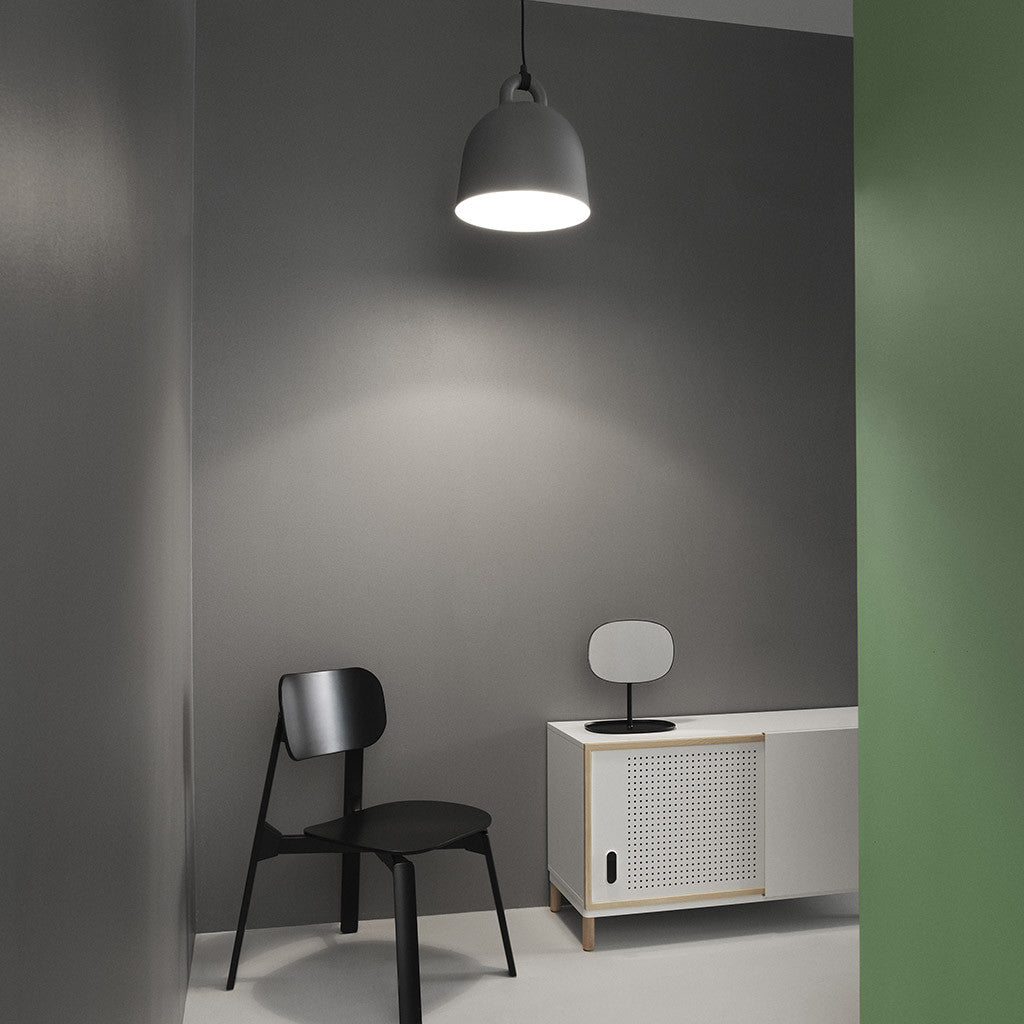 Flip Mirror in Black by Normann Copenhagen - Made Modern - 12