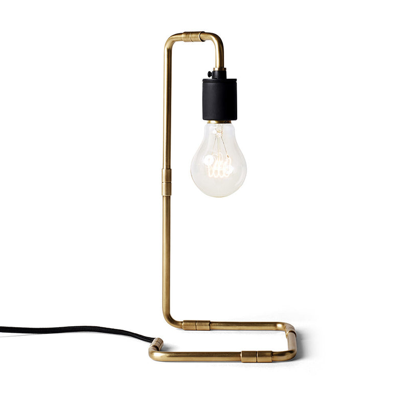 Tribeca Reade Table Light in Brass by Menu - Made Modern - 1