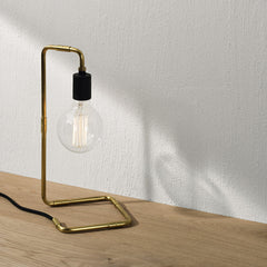 Tribeca Reade Table Light in Brass by Menu - Made Modern - 3
