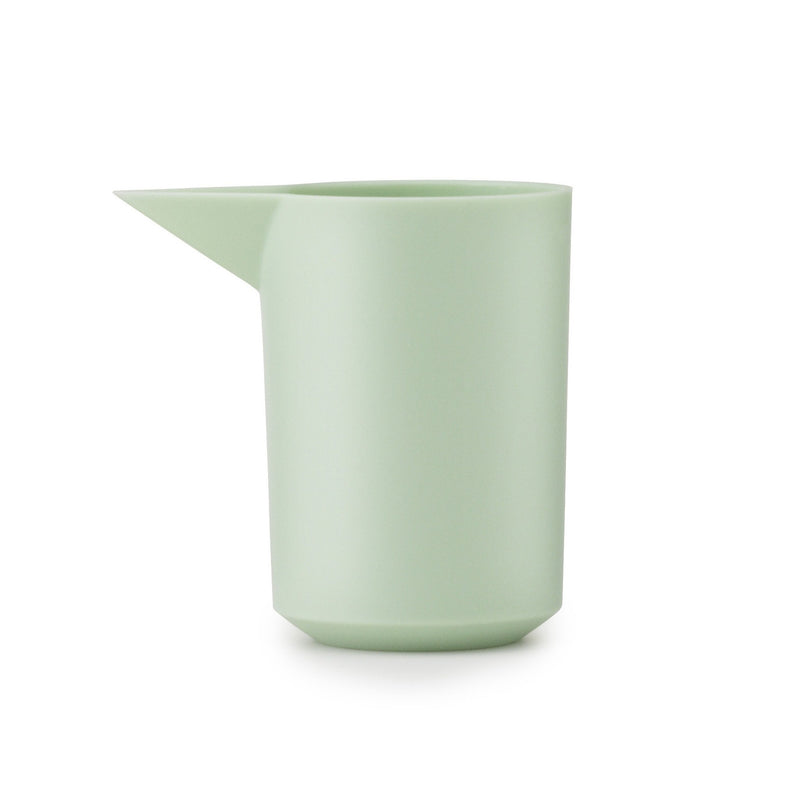 Geo Milk Jug in Mint by Normann Copenhagen - Made Modern