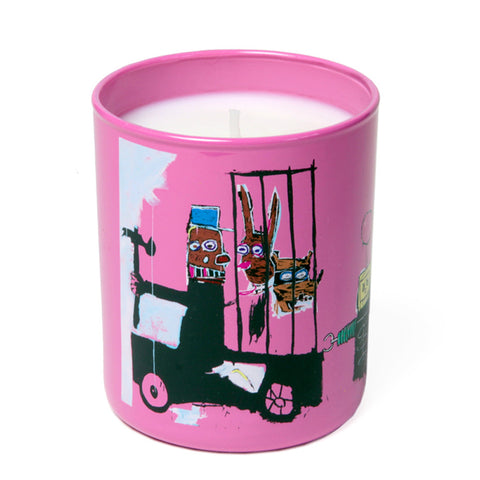 Pink Red Berry Luxury Candle by Ligne Blanche Paris - Made Modern