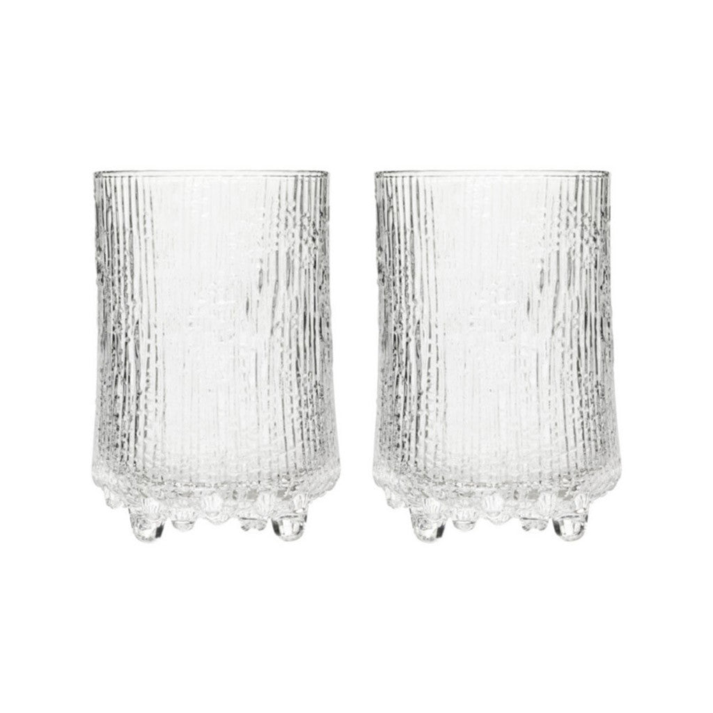 Ultima Thule High Ball Set of Two Glasses by Iittala - Made Modern - 1