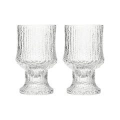 Ultima Thule Red Wine Set of Two Glasses by Iittala - Made Modern - 1