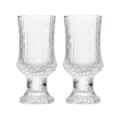 Ultima Thule White Wine Set of Two Glasses by Iittala - Made Modern - 1