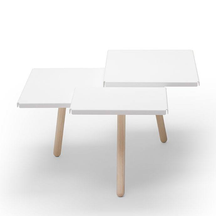 Tablefields Table in White by Frederik Roijé - Made Modern - 1