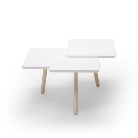 Tablefields Table in White by Frederik Roijé - Made Modern - 2