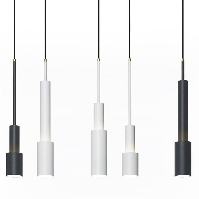 Skylight Pendant in White by Frederik Roijé - Made Modern - 4