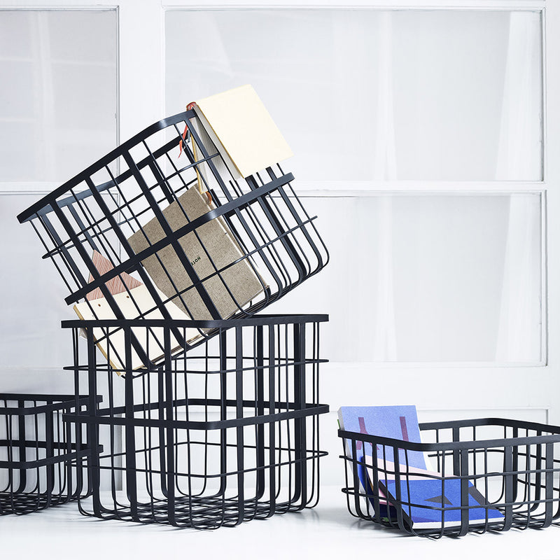 Frame Basket 1 by Louise Roe - Made Modern - 3