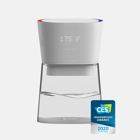Heatworks Locks Up CES Innovation Award for Third Year in a Row