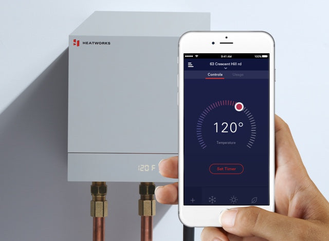 Electric Tankless Hot Water Heater Named Red Dot Product Design Award Winner