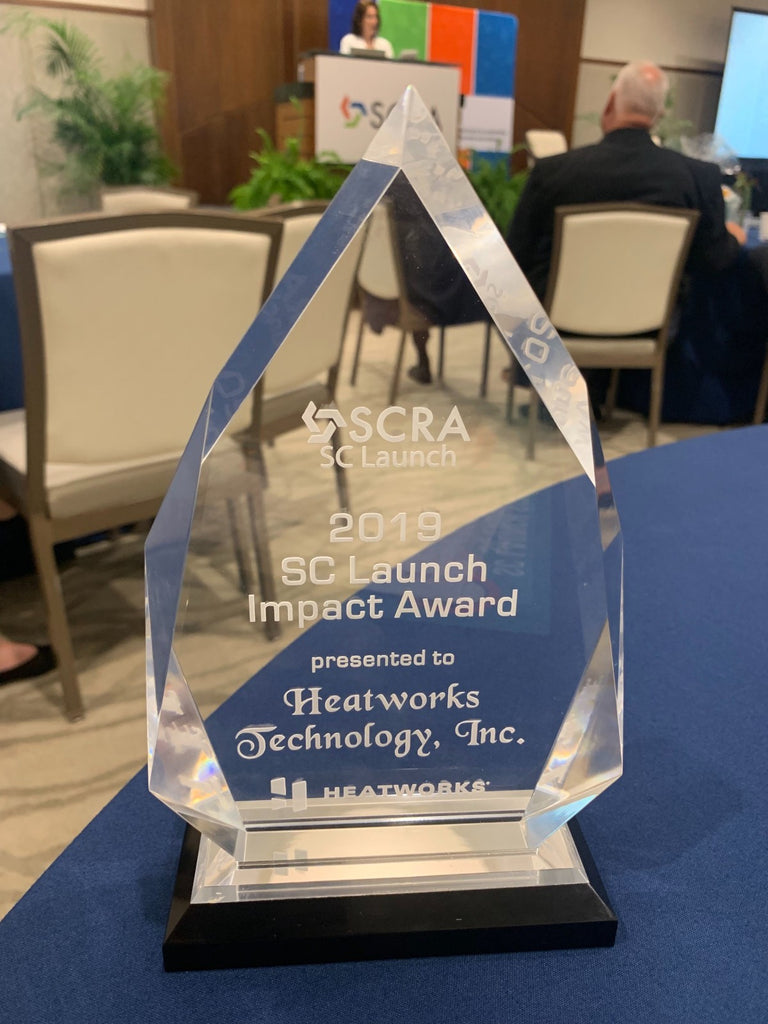 Heatworks Wins 2019 SC Launch Impact Award