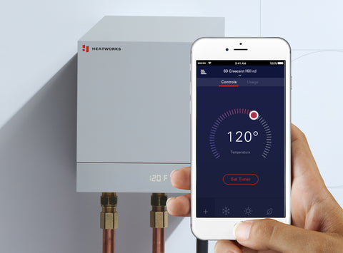 This Small Water Heater Was Named 2018 CES Innovation Award Honoree