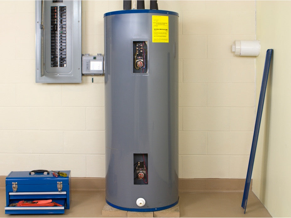 traditional storage water heaters are fueled by electricity natural gas propane heating oil solar or other energy sources with an electric water heater