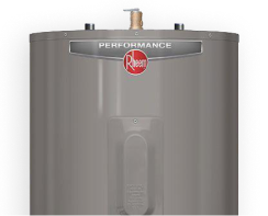 Rheem Performance 40-Gallon Electric Water Heater for compare