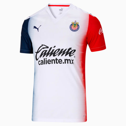 Puma Chivas 2020/21 Men's Away Jersey  704840-01