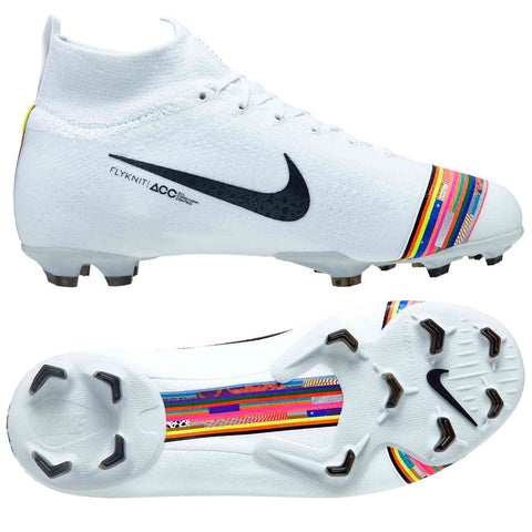 new concept dff4f a3fc8 Nike Jr. Superfly 6 Elite LVL UP FG