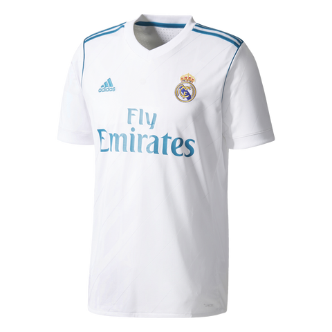 adidas Real Madrid Home Jersey 2018