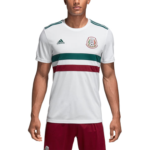 Mexico Away Replica Jersey WC 18