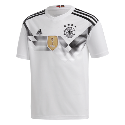 adidas Germany Home Youth Jersey 2018