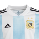 adidas Argentina Home Youth Jersey 2018