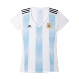 adidas Argentina Womens 2018 Home Jersey