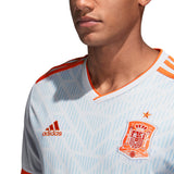Spain Away Replica Jersey WC 18