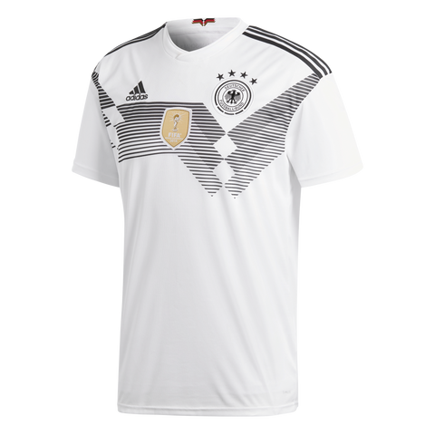 adidas Germany 2018 Home Jersey