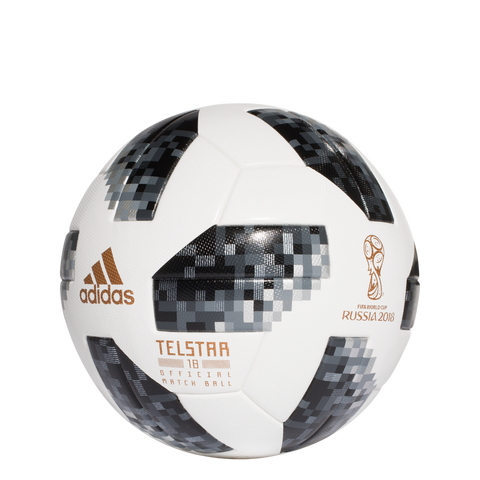 adidas FIFA World Cup Official Match Ball (Telstar18)