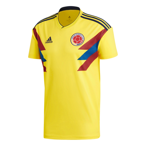 adidas Colombia 2018 Home Jersey