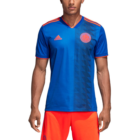 Colombia Away Replica Jersey WC 18