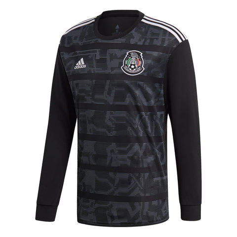 adidas Mexico 2019 Home Longsleeve Jersey