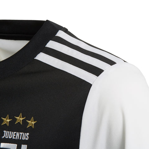 Adidas Juventus Home Jersey Youth 2020 Aggressive Soccer