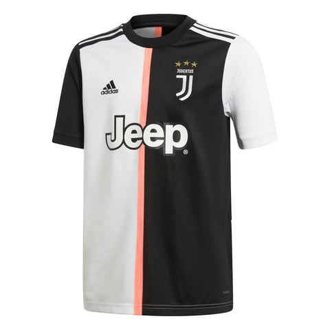 adidas Juventus Home Jersey Youth 2020
