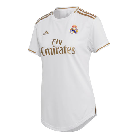 adidas Real Madrid Womens Home Jersey 2020 – Aggressive Soccer